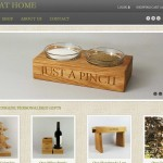 Built WordPress eCommerce website for Oak At Home